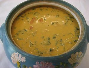 Golden Cauliflower Soup Recipes — Dishmaps