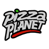 Pizza Planet restaurant logo